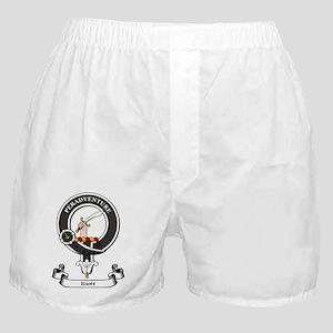 Badge-Eliott [Roxburgh] Boxer Shorts